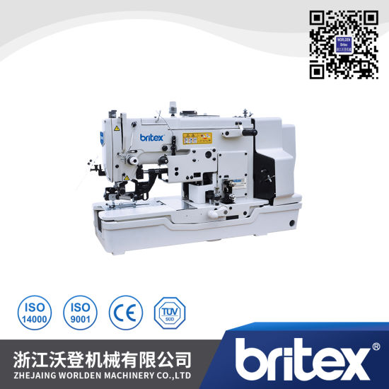 Br-783nv High Speed Straight Button Holing Sewing Machine (Special in Sweater)