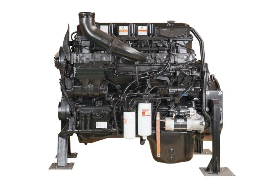 Genuine Water Cooled 550HP Cummins Engines Qsz13-C550 for Construction