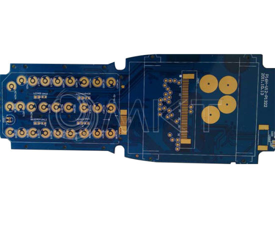 Shenzhen LED High-Density PCB Circuit Board Fabrication with UL Certificate pictures & photos