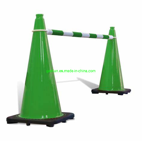 Durable ABS Portable Retractable Traffic Safety Cone Bar pictures & photos