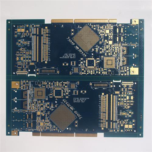 High Quality Gold Finger Circuit Board PCB Supplier