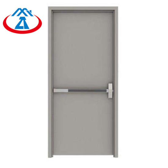 Safety Fireproof Sound Insulation Emergency Exit Fire-Rated Security Fireproof Door