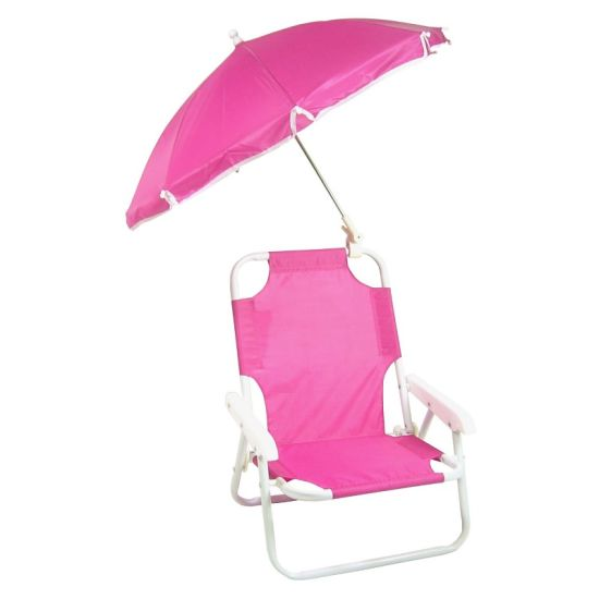 Swell Kids Outdoor Canopy Foldable Childrens Chair For Camping Tailgates And Outdoor Events Pdpeps Interior Chair Design Pdpepsorg