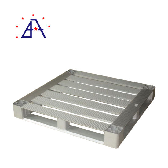 Hot Sale Extruded Pallet Aluminium Product for Logistic Industry