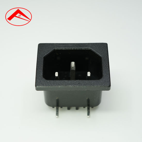 Socket AC 3-Way Power Electronic Outlet Female Connectors Adapter pictures & photos