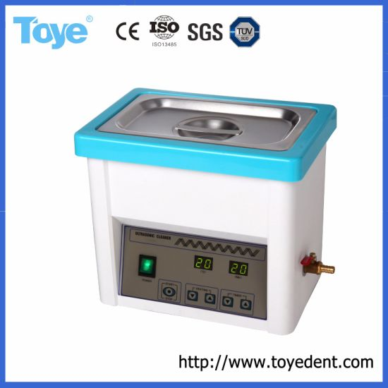 Dental Equipment Medical Supply Ultrasonic Cleaner Unit for Laboratory pictures & photos