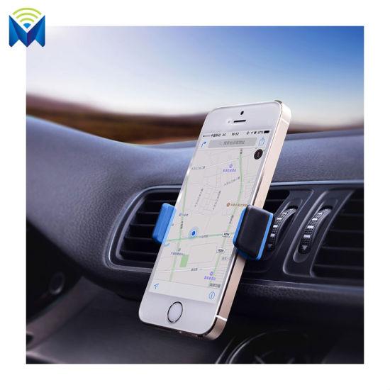360 Degrees Free Rotating Car Mount Cradle Air Vent Mobile Phone Car Holder