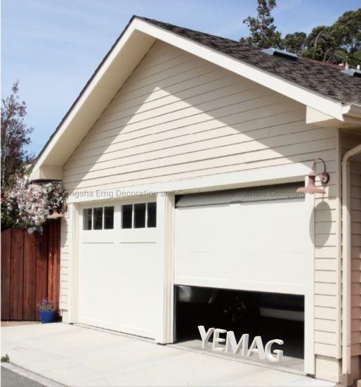 Design Smart Security Exterior Roller Rolling Roll up Shutter Garage Entrance Door