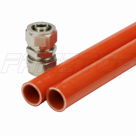 Pex-Al-Pex Multilayer Pipe for Hot Water and Solar Heating