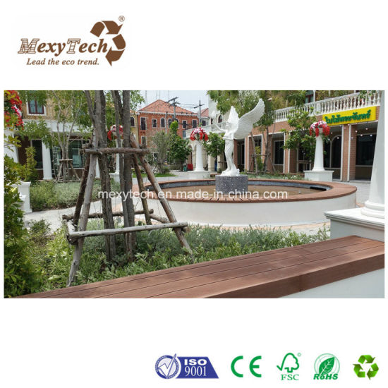 Modern Outdoor Garden Cheap Wood Composite WPC Decking pictures & photos