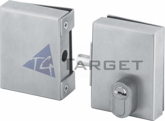 China Sus304 Glass Door Lock With Keys Lhl 606 China Wash Room Glass Lock Glass Lock