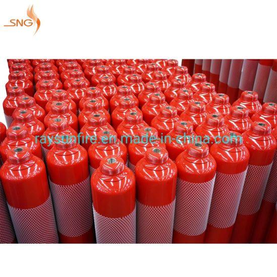 10L Oxygen Gas Cylinder Popular in Africa