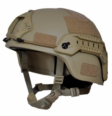 Military Style UHMWPE Material Balistic Helmets