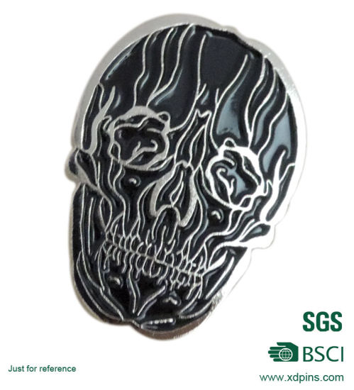 Newest Metal Zinc Alloy Badge for Promotion pictures & photos