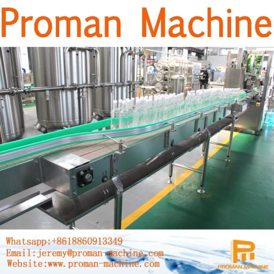 a to Z Turnkey Pet Bottle Pure Mineral Water Beverage Drink Filling Machine pictures & photos
