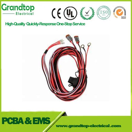 easy wiring engine china customized automotive harness wiring engine starter ignition  harness wiring engine starter ignition