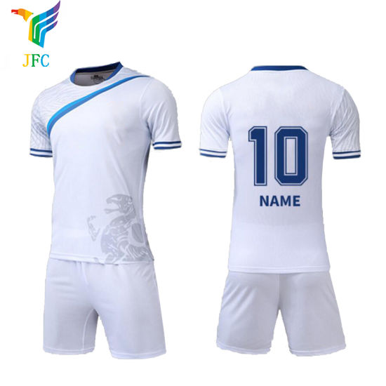 outlet store 2279c 5e6b2 China Jfc Football Shirt Maker Concentrate on Make Soccer ...