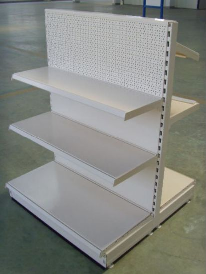 Double Side Euro Shelving pictures & photos