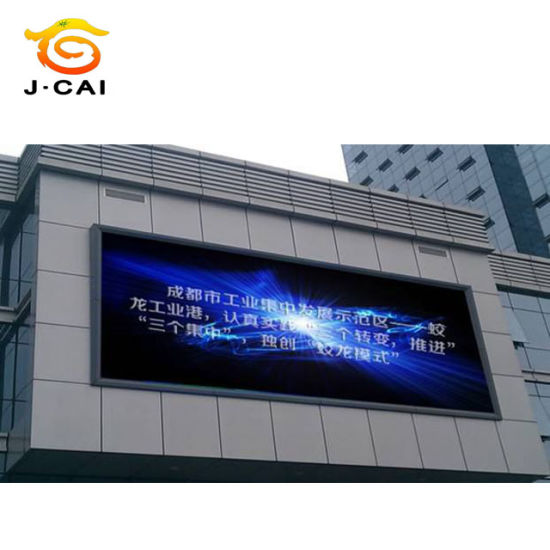 LED Display Digital Signage for Scrolling Text Brand New Die Cast LED Display with Great Price pictures & photos