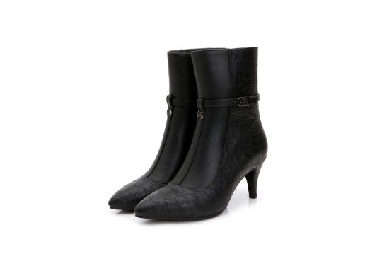 Newest Fashion Design Croc Boot for Women