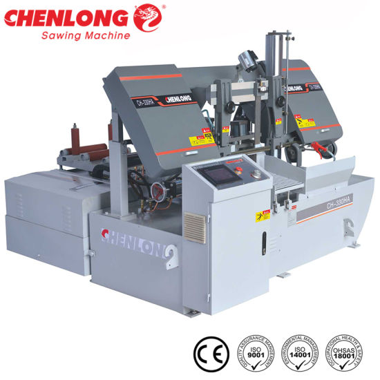 Aliexpress 13 inch Band Saw Machine for Metal Sawing (CH-330HA)