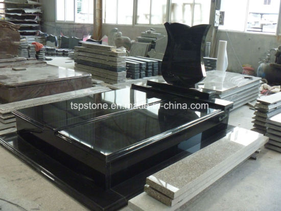 China Natural Granitemarble Stone Funeralcemetery Flower Vase For