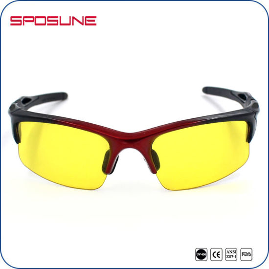 93652bf4457 Unisex Blue Light Blocking Glasses Sports Sunglasses Brand Your Own  pictures   photos