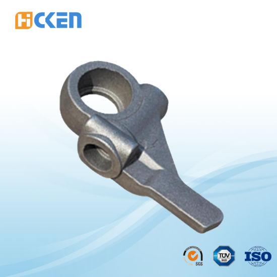 China Customized Aluminum Investment Casting Bracket - China