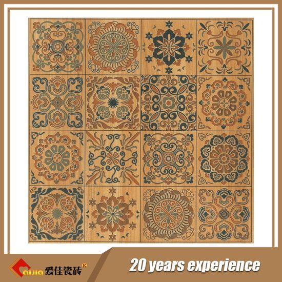 China Rustic Patterned Floor Tiles 12x12 China Ceramic Tile