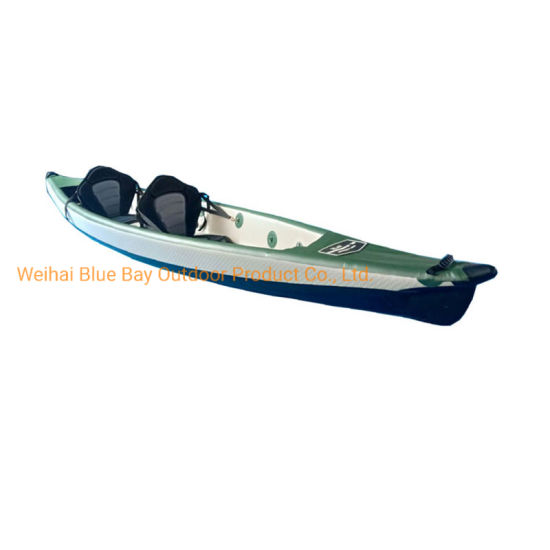 Kayak Factory Inflatable Drop Stitch Kayak for Fishing Boat
