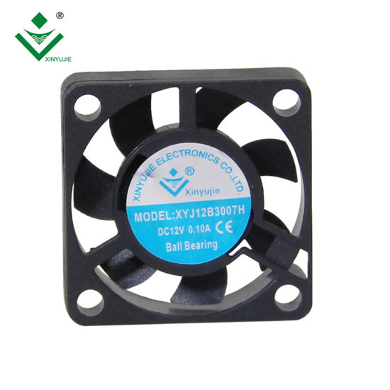 China 30mm Micro 30*30*7mm Raspberry Pi Fan 12V 5V Brushless DC Fan