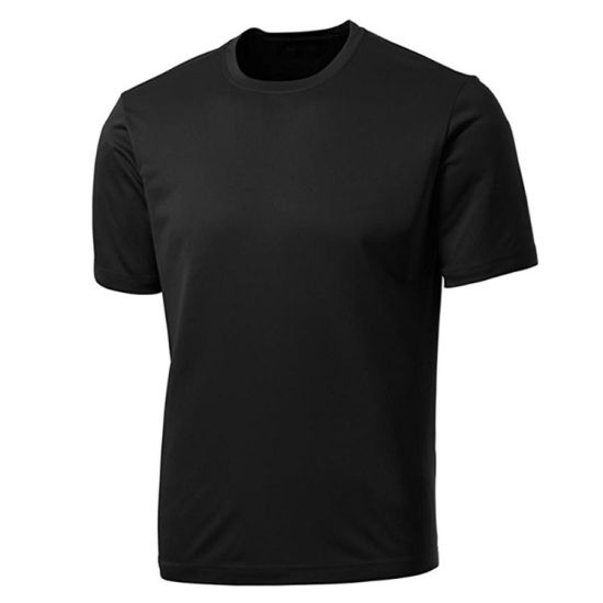 online store strong packing beautiful in colour China Men Running T Shirt Wholesale Dry Fit Tshirt Polyester ...