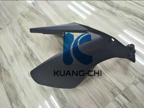 China Carbon Fiber Rear Hugger For Ducati Panigale V4 2018 China