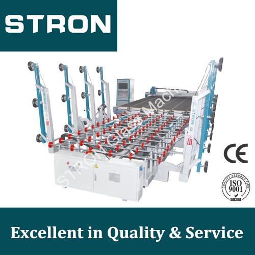 Stron Full Auto Glass Processing Machine CNC Cutting Machine
