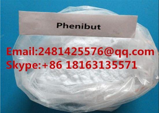 China 99% Purity Phenibut CAS 1078-21-3 Antidepressive Drugs
