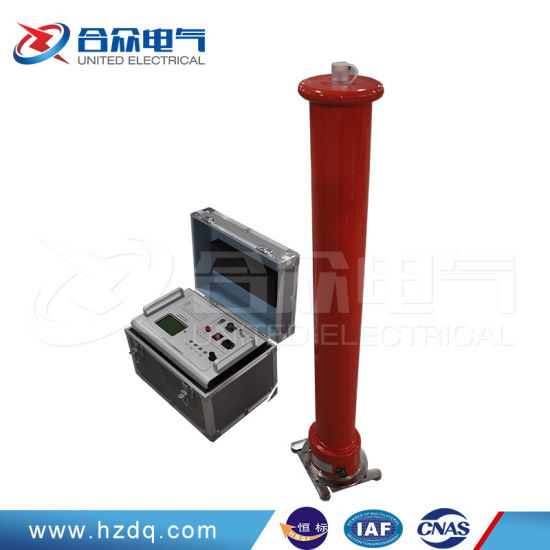 China High Precision Cable Testing Equipment Newly High Voltage DC
