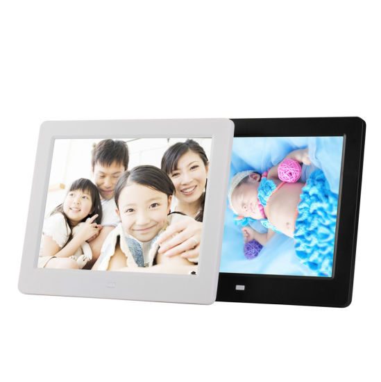 China 2017 Novelty LCD Video Digital Frame with Loop Play All Day ...