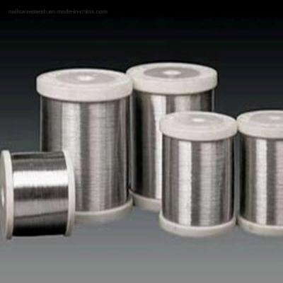 304/304L/310/316/316L/430 High Tensile Strength Stainless Steel Soft Wire For Fishing Wire and scourer ,binding wire /stitching wire