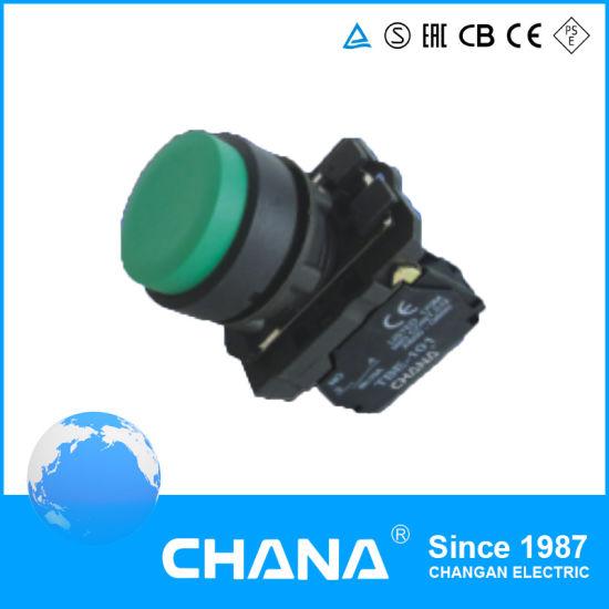 CB5-AL21 Protruding Pushbutton Switch N/O