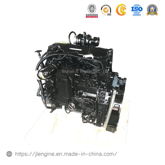 Dcec Dongfeng Qsb 4.5L 95HP Engine Assembly Cummins for Truck