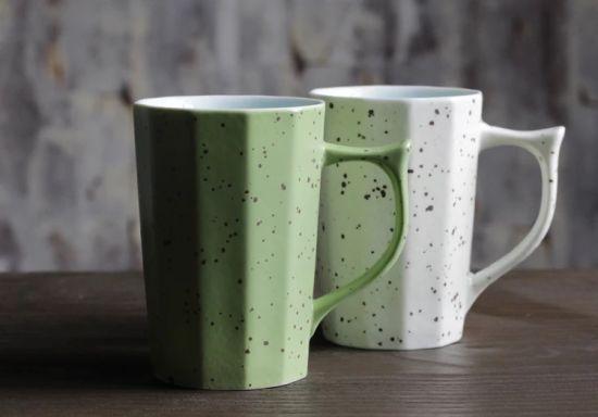Promotional Porcelain Wholesale Ceramic Mug