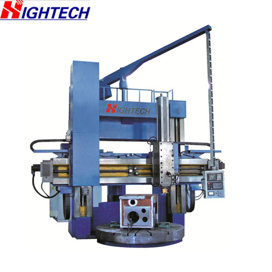 Metal CNC Vertical Lathe Machine Price pictures & photos