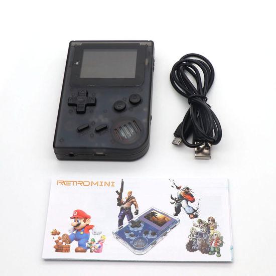 Coolboy Retro Mini 2 Handheld Game Console Emulator Built-in 168 Games  Video Games Handheld Console