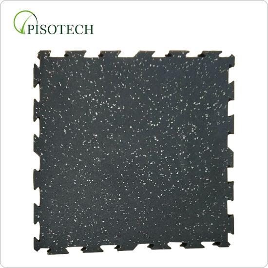 Professional Cheap Rubber/EPDM Roll/Tile/Interlock Gym Sports Flooring