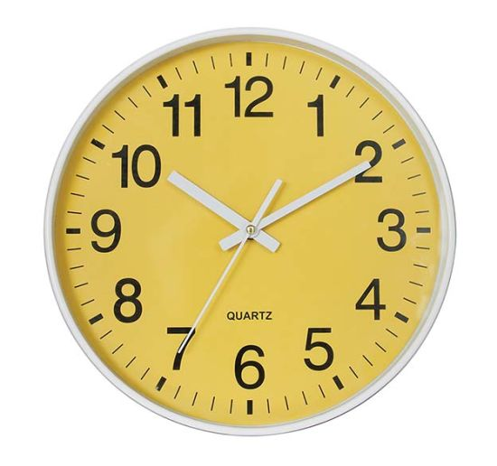 Quartz Clock Simple Fashion Color Price Is Low pictures & photos