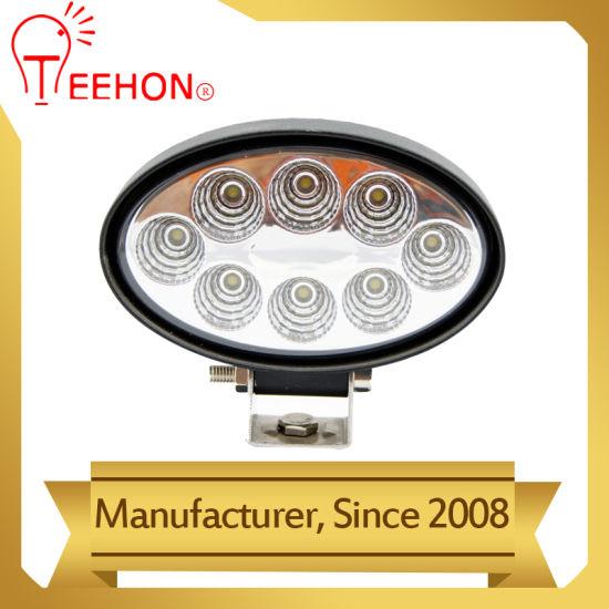 5.5'' 24W Epistar LED Work Light for Transportation/Agriculture/Industry