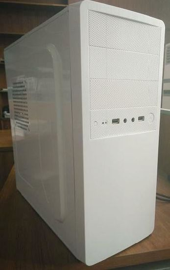 China New Simple Style Desktop Computer Mainframe Computer Case ...