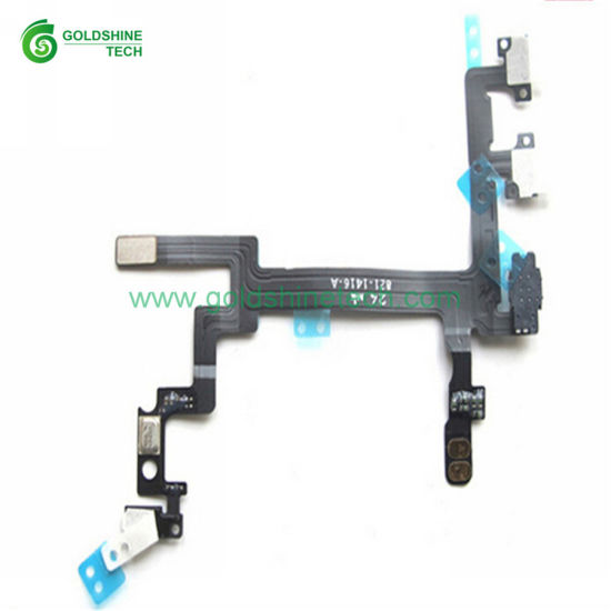 (Goldshine Tech Wholesaler) Power Flex Cable for iPhone 5 Brand New Spare Parts
