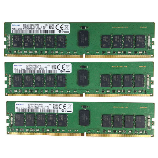 New Products 8GB 2400MHz DDR4 Ecc DIMM Fserver Memory RAM