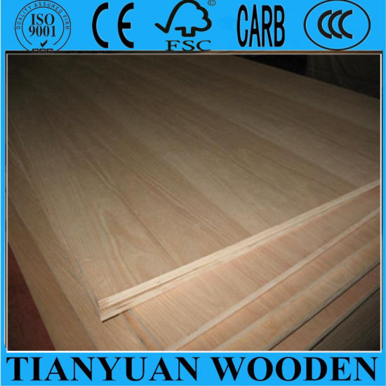 1220*2440mm Commercial Plywood with Poplar Core and Mr Glue pictures & photos